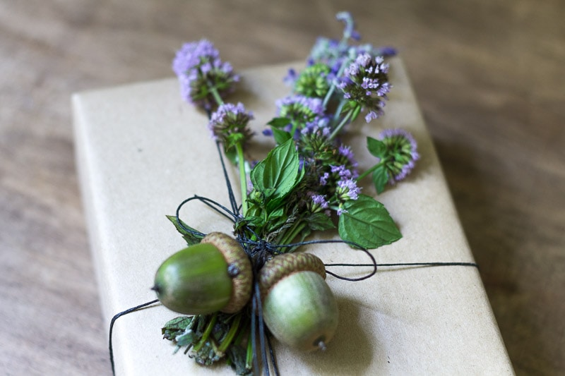 Using Plants & Flowers to Add that Special Touch