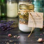 Making Bath Salts with Herbs and Essential Oils