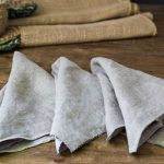 How to Make Linen Napkins: 3 Ways