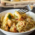 One Pot Seafood Jambalaya to Feed a Crowd