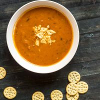 Hearty Chipotle Pumpkin Soup