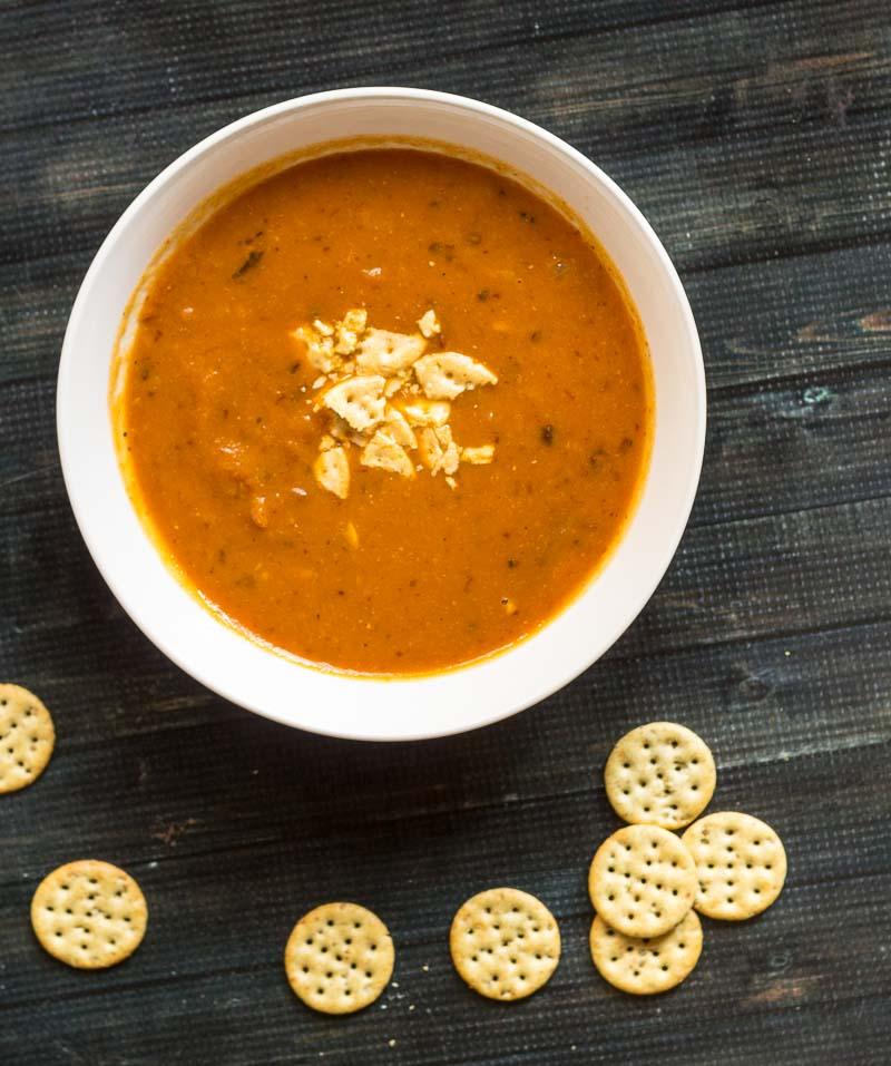 Spicy Chipotle Pumpkin Soup Recipe