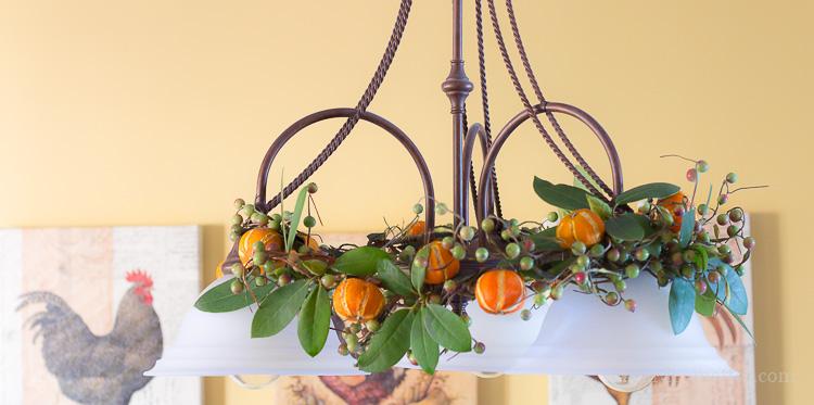 Dried Citrus Ornaments: Natural Holiday Beauty