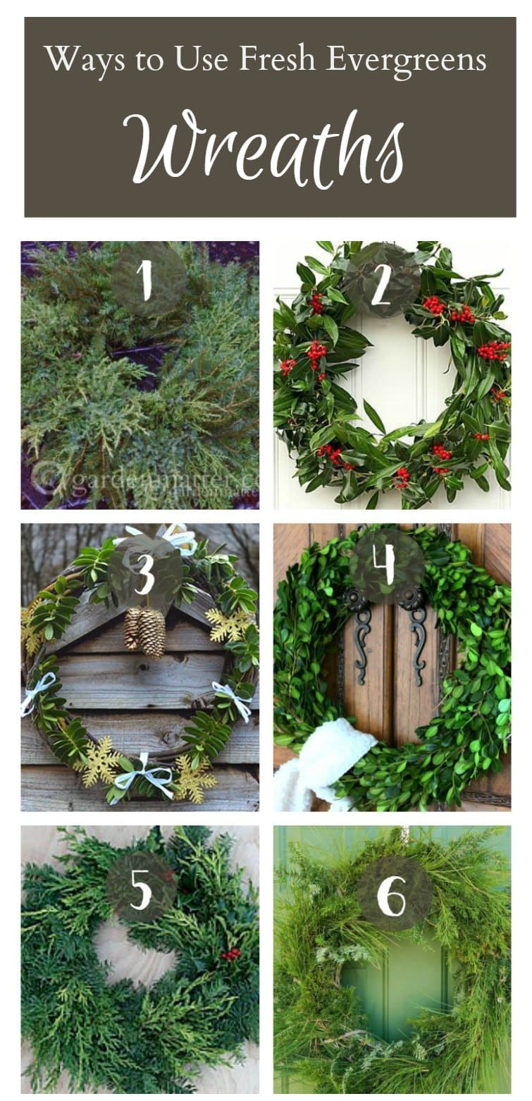 Be inspired and learn some great techniques when working with fresh evergreens during the holidays and the entire winter season.