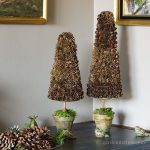 pinecone-christmas-trees