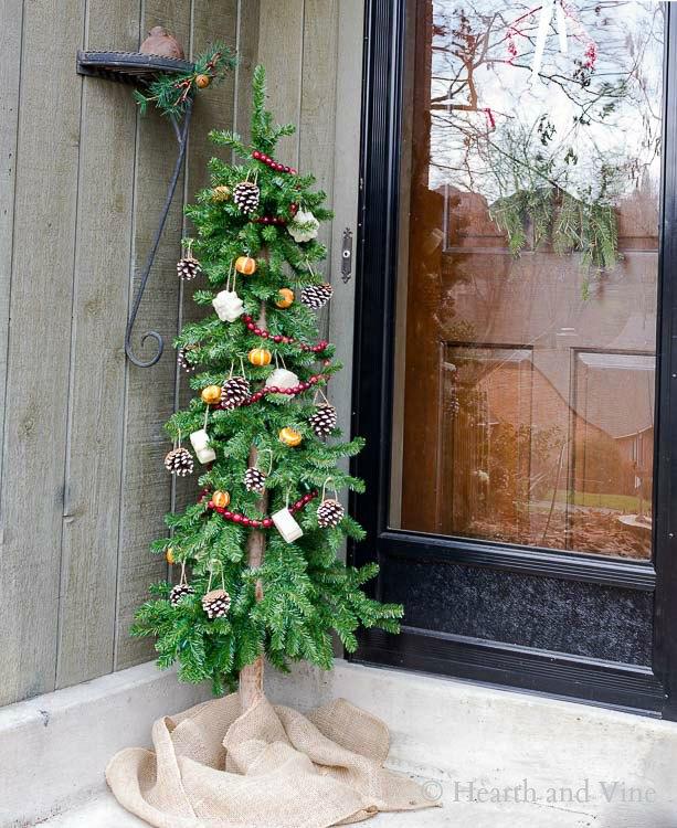 Woodland Christmas Tree