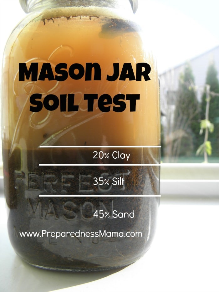 Easy was to test your soil by Preparedness Momma