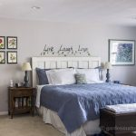 Master Bedroom Makeover Reveal – $100 Room Challenge