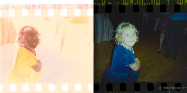 Learn how to digitize old negatives for free.