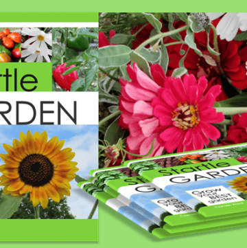 A great gardening guide and workbook for gardeners.