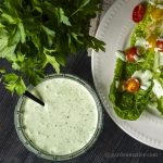 70s Throwback Green Goddess Dressing Recipe