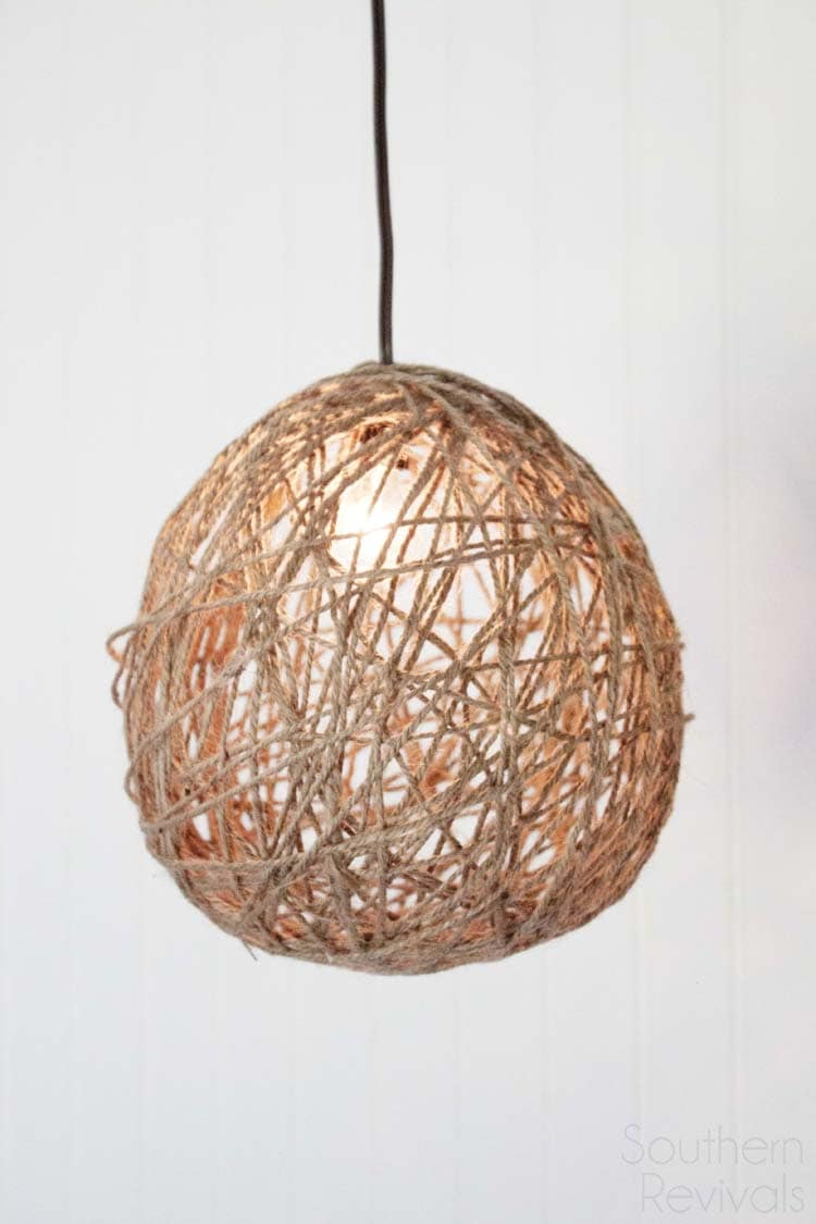 http://www.southernrevivals.com/2015/07/diy-twine-pendant-light-with-faultless-starch.html