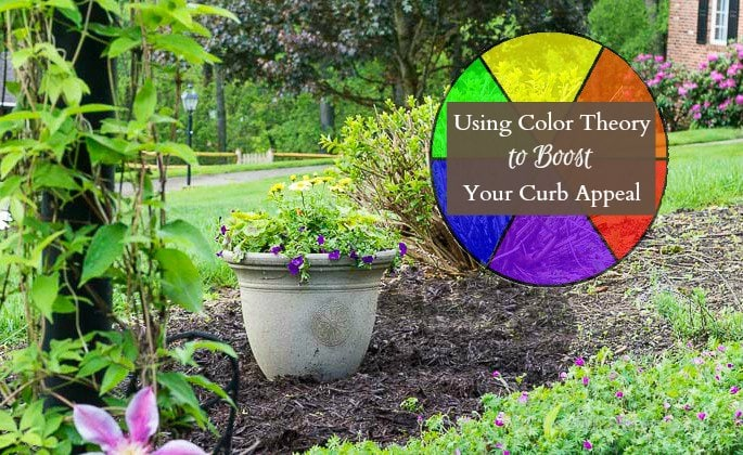 How to use color theory to boost your curb appeal.