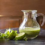 Aromatic and Tangy Cilantro Lime Vinaigrette