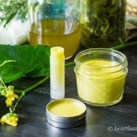 Jewel salve tutorial.