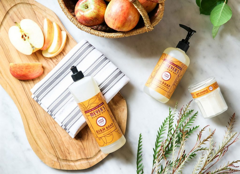 This free Mrs Meyers fall scent offer includes several wonder products with 2 options, perfect for all your fall entertaining.