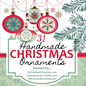 31 Christmas Ornaments Graphic
