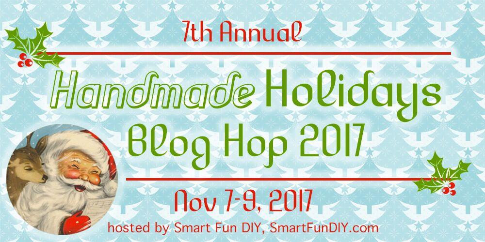 Handmade gifts blog hop banner 2017