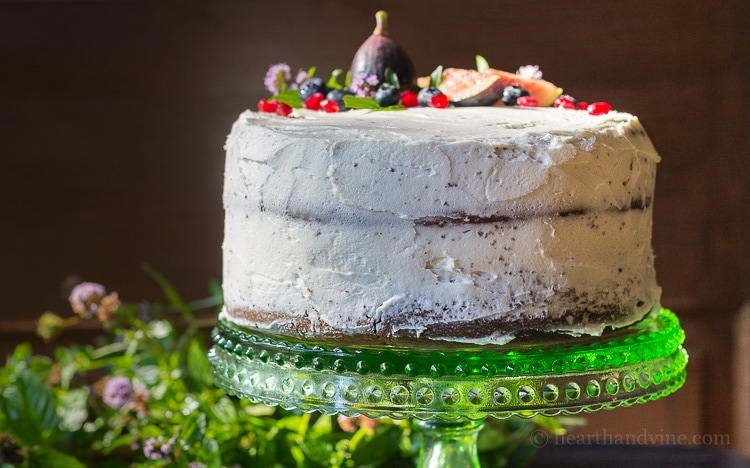 Naked Cake: A Rustic Beauty You Can't Wait to Make