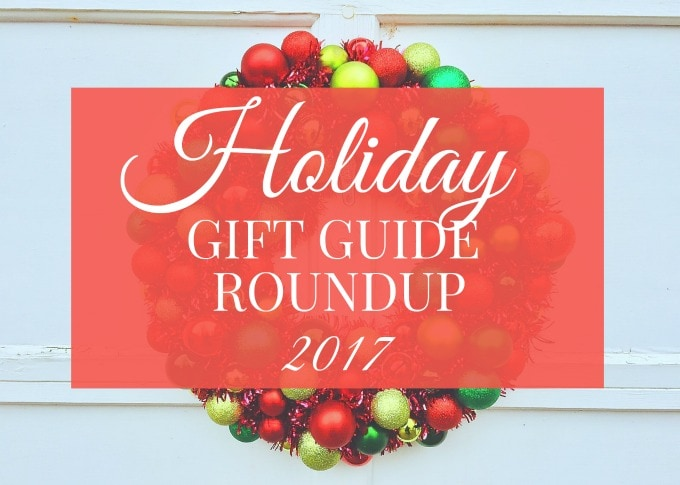 Gift guide roundup