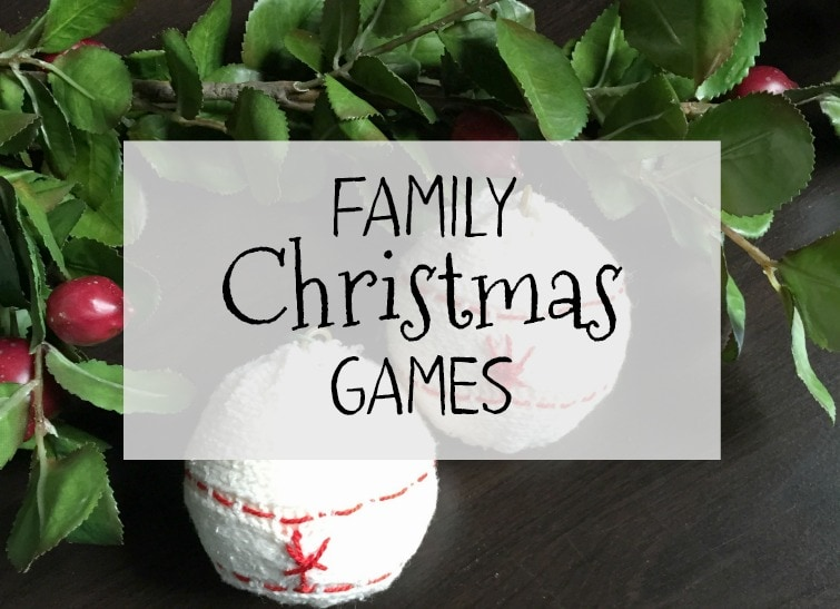 Family Christmas Games For Everyone To Enjoy
