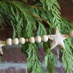 How to Make a Salt Dough Christmas Garland