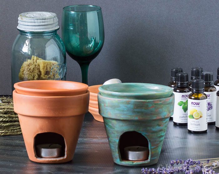 Increase creativity by using aromatherapy with diy diffusers