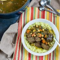 Morrocan Beef Stew
