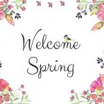 Spring Printables for Home Decor, Cards and Invitations