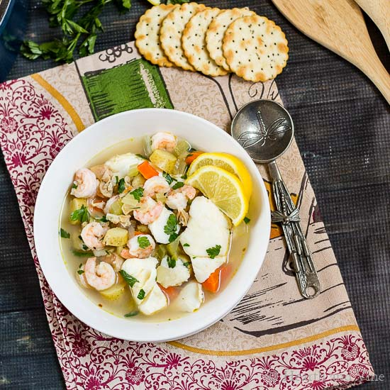 Easy Seafood Stew Recipe – So Hearty and Healthy
