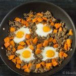 Sweet Potato Sausage and Egg Fry Up – Delicious Any Time of Day