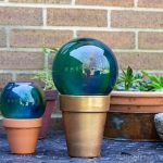 Gazing Balls You Can Make For Your Own Garden