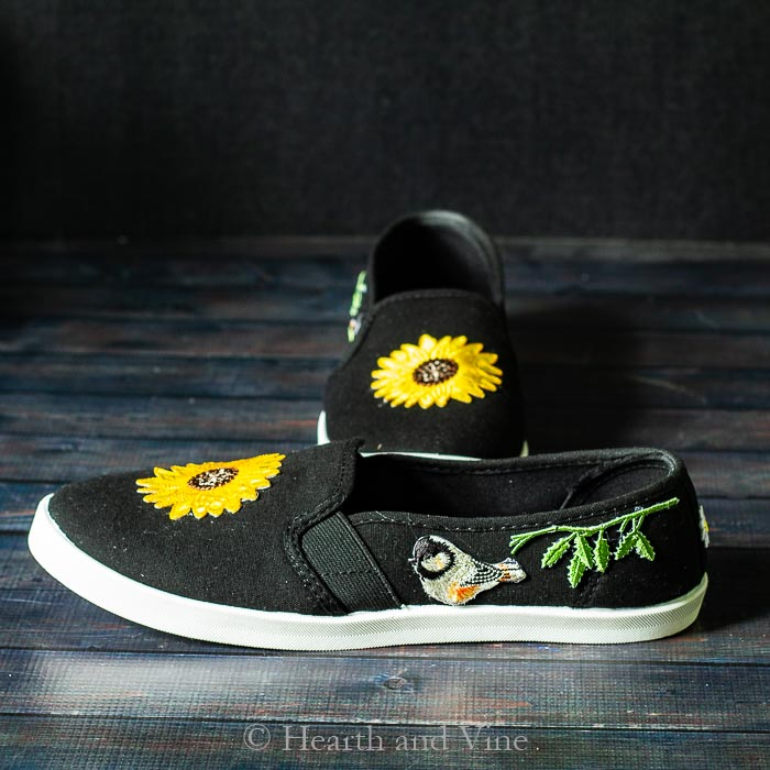 b75b5ab53dfb1 Embroidered Sneakers: Fun and Affordable Summer Style