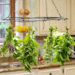 How to Make a Lovely Herb Drying Rack