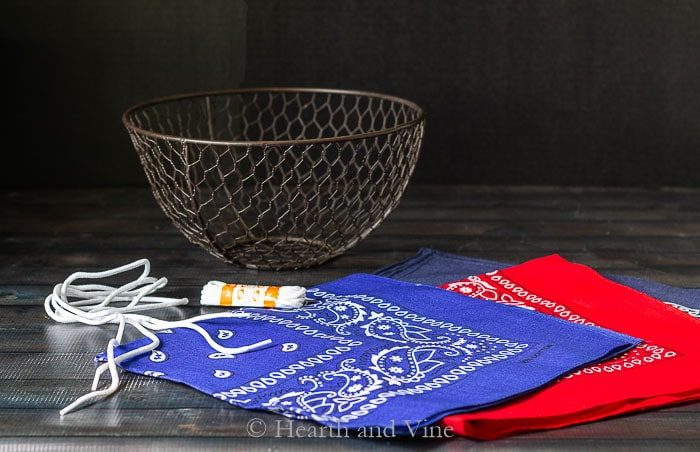 Basket liners supplies
