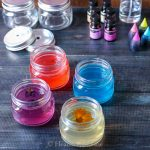 Homemade Air Fresheners Made with Gelatin and Fragrance Oils