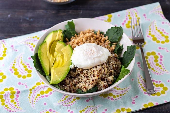 Amazing Power Grain Bowls – for Breakfast, Lunch or Dinner