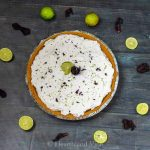 Key Lime Hibiscus Tart – So Bright and Refreshing