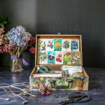 How to Make Your Own Antique Wooden Seed Box
