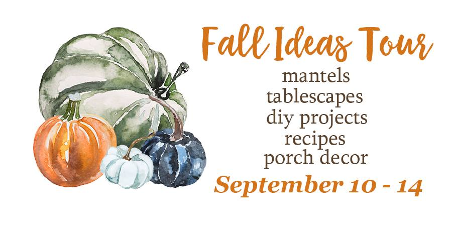 Fall ideas blog hop