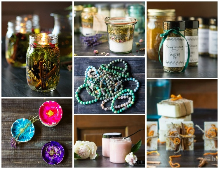27 Handmade Gifts for the holidays