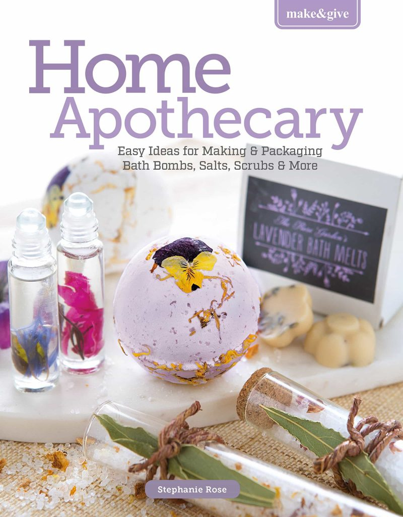 Home Apothecary Book Cover