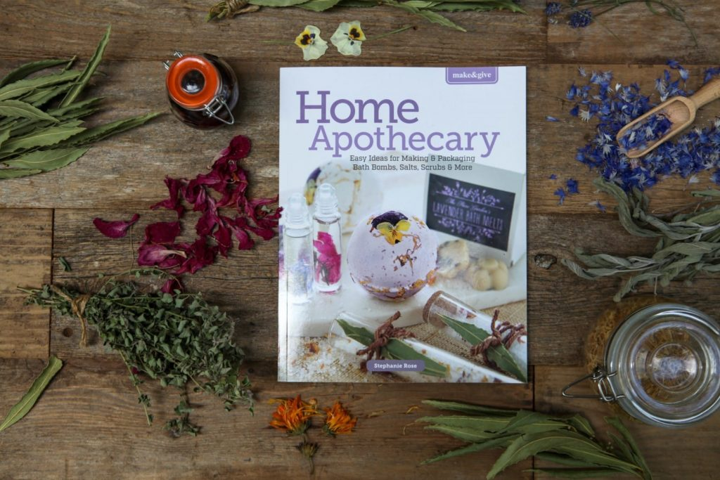 Make & Give Home Apothecary – A Delightful New Book and Giveaway