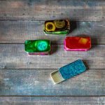 How to Use Alcohol Inks on Metal to Create Stunning Gift Tins
