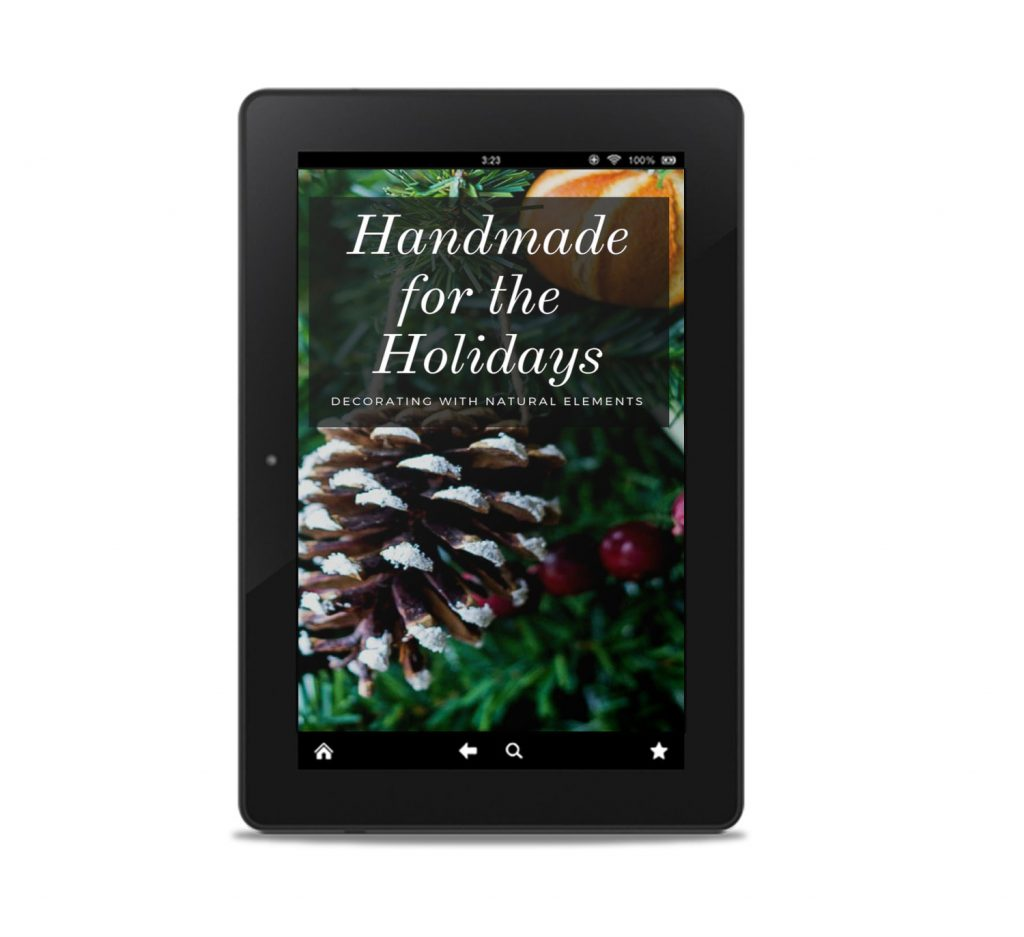 Handmade for the Holidays ebook