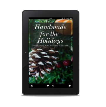 Handmade for the Holidays ebook