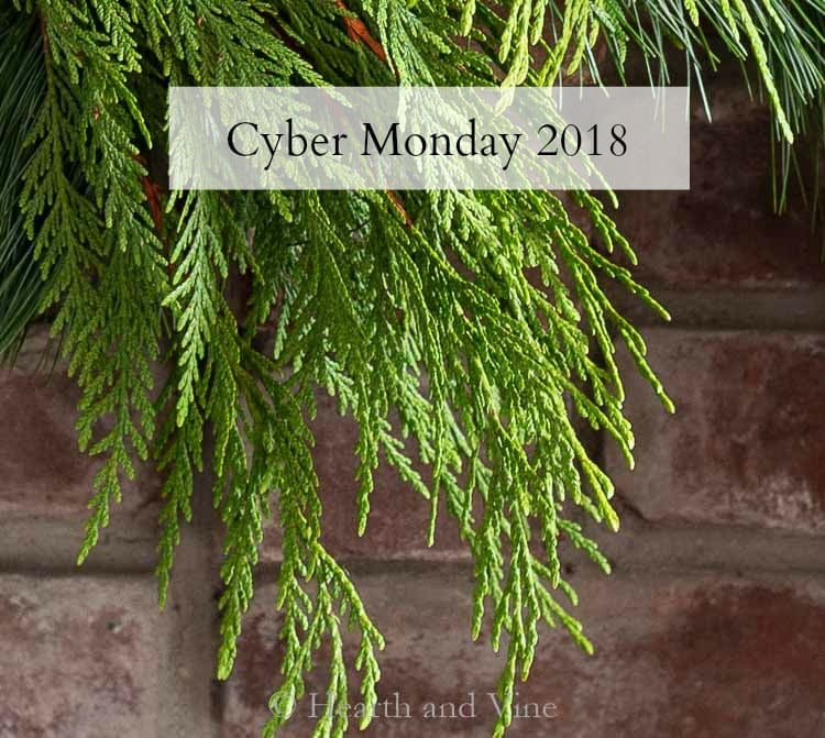 Cyber Monday 2018 banner