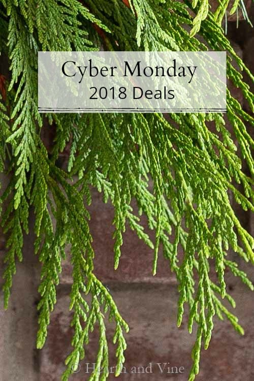 Cyber Monday 2018 deal image tall