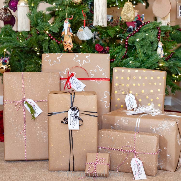Diy Wrapping Paper Ideas For All Your Gift Giving Needs