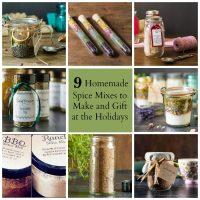 9 Homemade Mixes